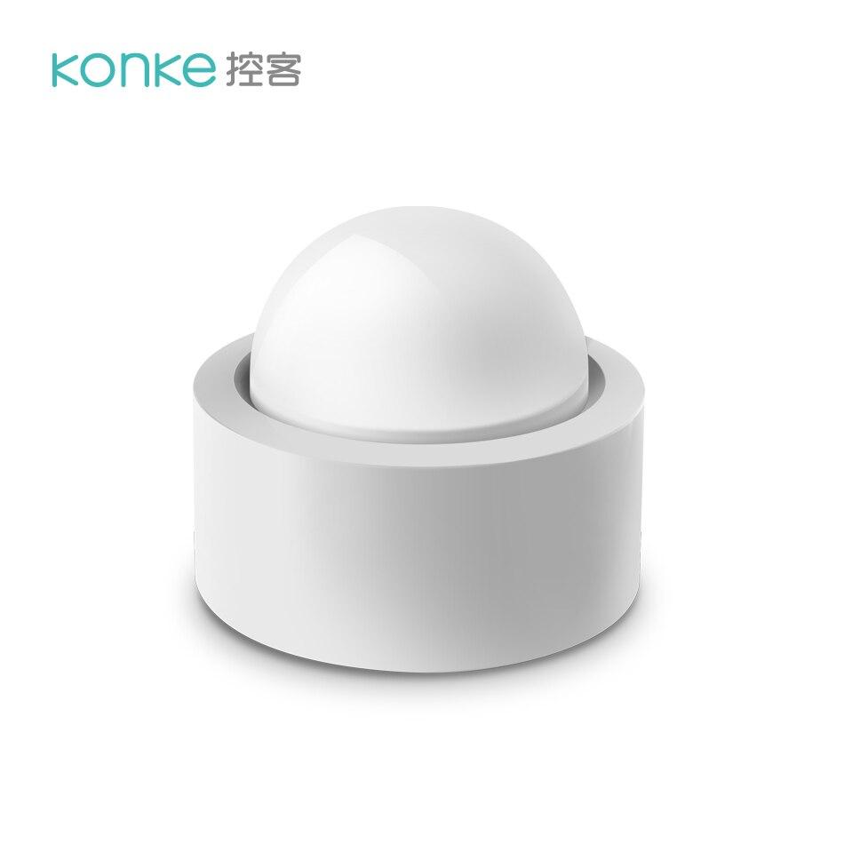 Capteur de corps humain maison intelligente ZigBee 3.0 connexion sans fil intensité lumineuse capteur de mouvement commutateur pour xiaomi