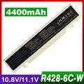4400 mah batería del ordenador portátil para samsung r620 r719 rf411 rf510 rf710 r700 r710 q528 r430 r431 r440 r458 r462
