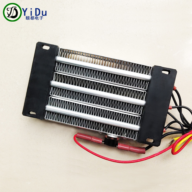 750W ACDC 220V Insulated PTC Ceramic Air Heater PTC Heating Element 140*76mm