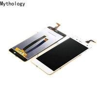 Mitoloji için Dokunmatik ekran + LCD Ekran XIAOMI M4 MI4 MSM8974AC Quad core 5.0 inç Android 4.4 Dokunmatik panel Cep telefon