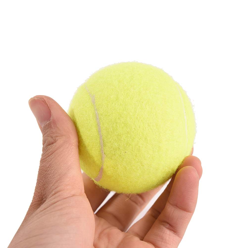 1pcs Sports Felt Tennis Ball Tournament Fun Cricket Beach Dog Outdoor Game Toy