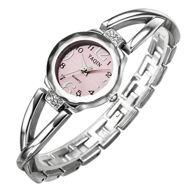 women lxh infinity bangle designer relojes clock watch bracelet girls watches crystals snake quartz