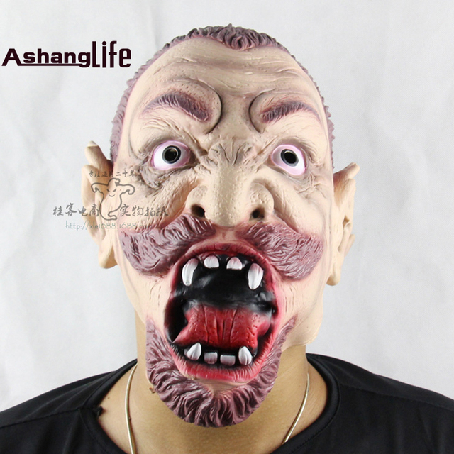 Angry zombie evil spirits Halloween dance props horror whole ...