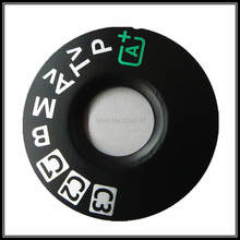 NEW Function Dial Model Button Label for Canon EOS 5D Mark III / 5D3 5DIII Top Function Digital Camera Repair Part(China)