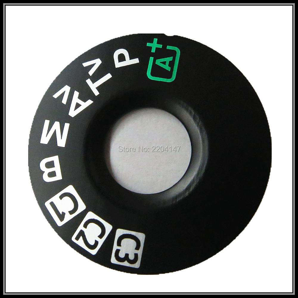 NEW Function Dial Model Button Label for Canon EOS 5D Mark III / 5D3 5DIII Top Function Digital Camera Repair Part image