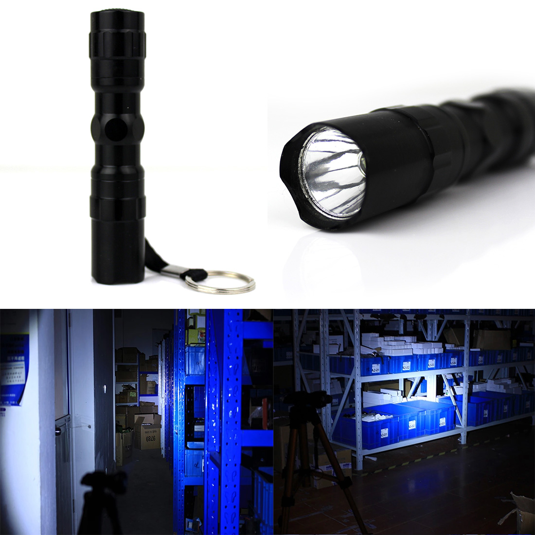 New Hot Waterproof Super Bright Mini Tactical Flashlight Medical LED Bulb Small Torch Light Home Living Outdoor Survival Tools