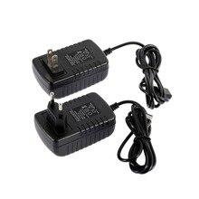 1 шт. AC настенное зарядное устройство адаптер питания для Asus Eee Pad трансформатор TF201 TF101 TF300 США/ЕС разъем