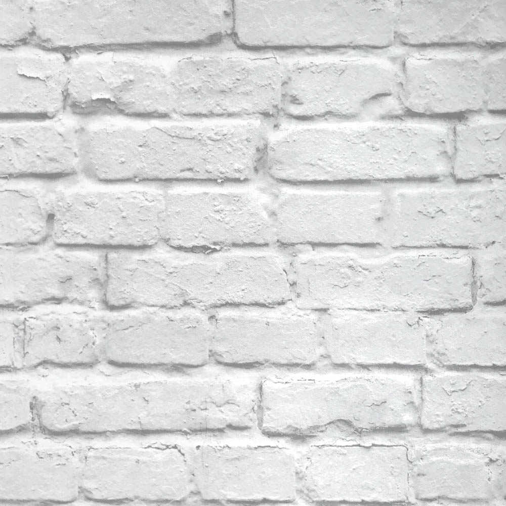 モダンヴィンテージ3dステレオ効果白レンガの壁紙ロールビニールpvc素朴なリアルなフェイクレンガの壁紙防水 壁紙 Gooum