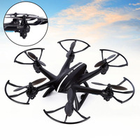 Hot X800 2 4G 6 Axle FPV Wifi 3D Roll RC Quadcopter Helicopter Black UAV