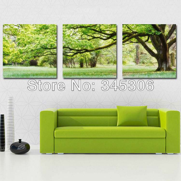 Aliexpress Com Buy Free Shipping 3 Piece Wall Decor: Free Shipping 3 Piece Hot Sell Modern Wall Painting