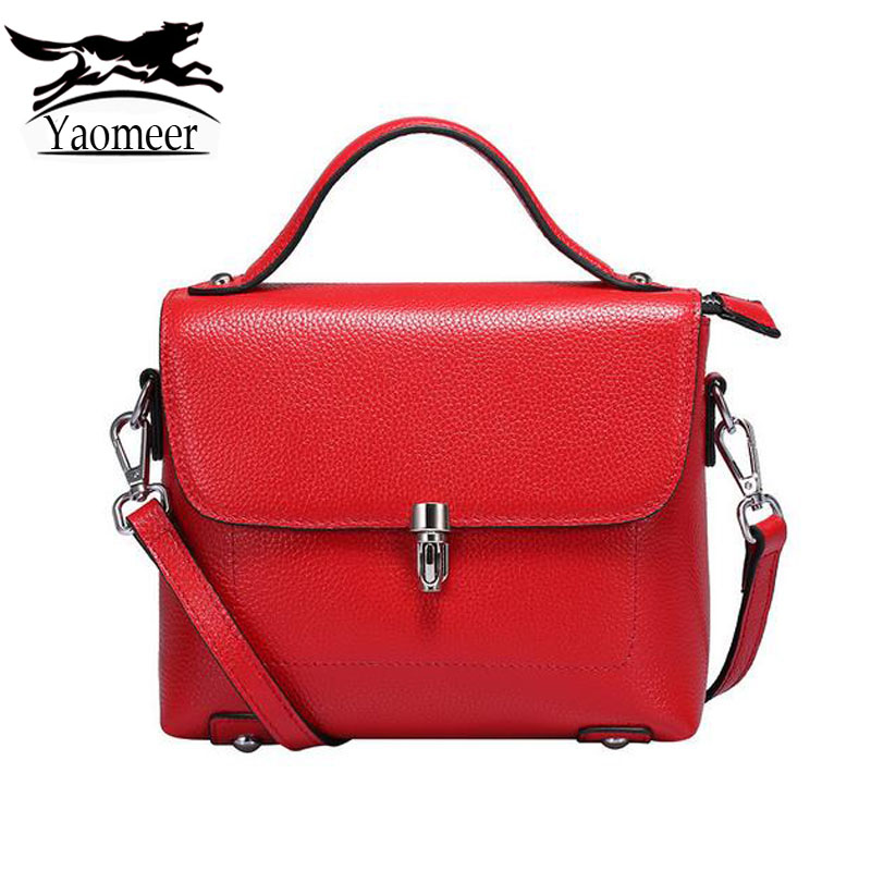 100% Real Genuine Leather Bags For Women Handbags Famous Brand Shoulder Crossbody Bag Female Luxury Designer Messenger Small Bag new luxury famous brand designer bag women shoulder handbag real genuine leather messenger bags handbags for ladies bolsa ly109