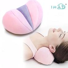 NEW Arrival foam eyelash extension pillow ergonomic curve pillow neck support prevent snoring perfect concave medical pillows