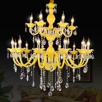 European Chandeliers Lliving Room Lights For Restaurant Modern Simple Living Room Chandelier Light Suspension Lamp Restaurant
