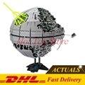 2017 Nova LEPIN 05026 UCS de Star Wars Death Star 2 II Model Building Kit Gift Set Blocos Tijolos Brinquedos Compatíveis 10143