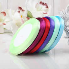 Satin-Ribbon Decorative-Tapes 6mm Wide for 6mmwholesale Clothing Bows Gift Needlework