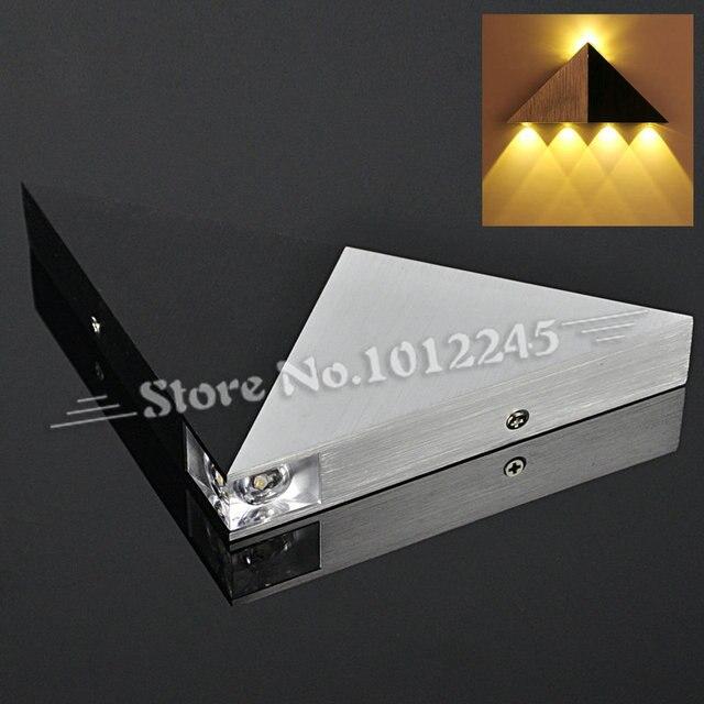 w led de pared modernos apliques lmpara hasta abajo de luz blanco clido para el