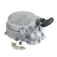 Recoil Starter Pull Start Assembly For Polaris Sportsman 500 1996 2011 2010 2009 Motorcycle