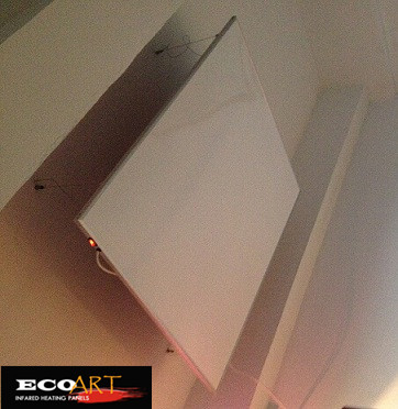 Эко Книги по искусству нагреватель мощностью 1200 Вт Yoga Studio инфракрасный обогреватель, Ель панель обогреватель, потолок инфракрасного излуче...