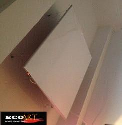 Eco Art Heater 1200 watt yoga studio infrared heater, FIR panel heater, ceiling infrared radiation