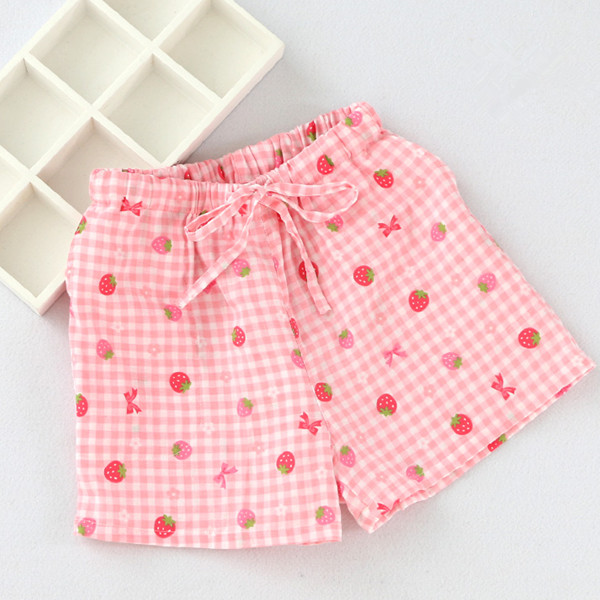 2017 Summer shorts women pajamas pant pijamas female pantalon pijama mujer cotton sleep pants casual homewear pant S0146
