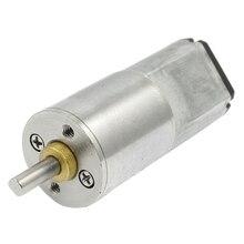 5 Pcs/Lot X 6 RPM DC 6 V 0.45A High Torque Mini Électrique Orientée Boîte de Vitesses Moteur