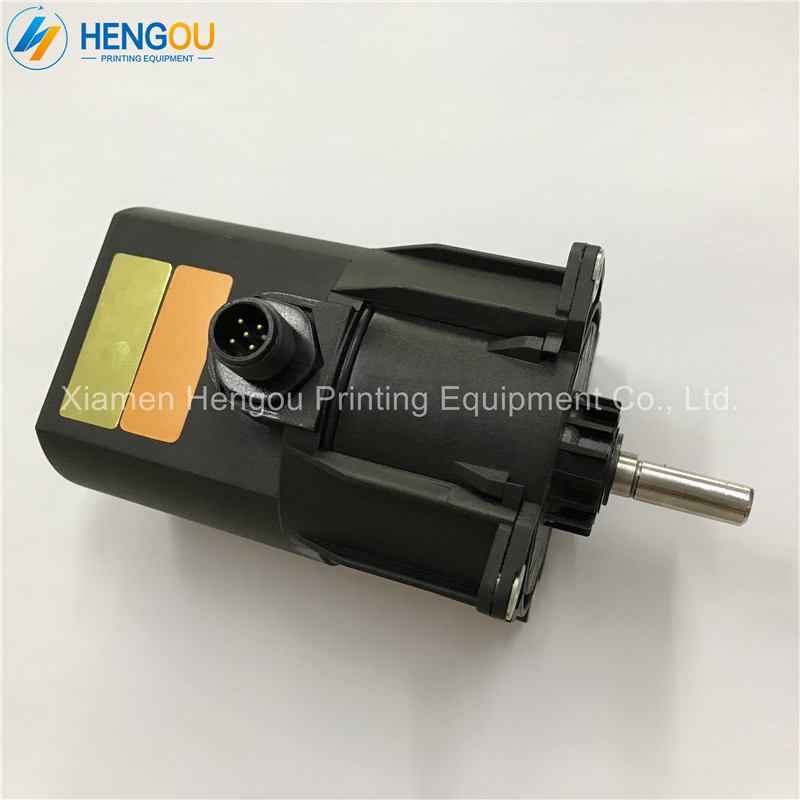 2 piece high quality Hengoucn motor M4.112.1311/01 printing machine servo motor