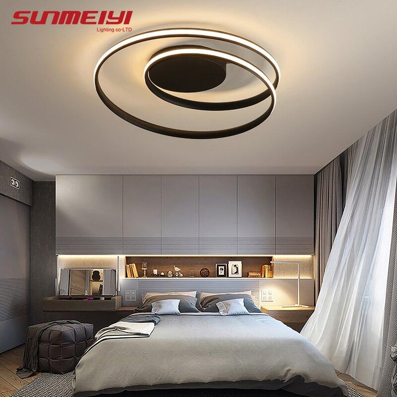 Runde Führte Decke Lichter leuchte plafonnier Für wohnzimmer küche ...