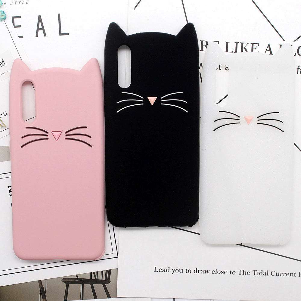For Huawei P20 Pro Silicone Phone Case Cover For Huawei P20 Pro Cute Novelty Painted Back Covers Cases On For Huawei P20 Pro 6.1 Cellphones & Telecommunications