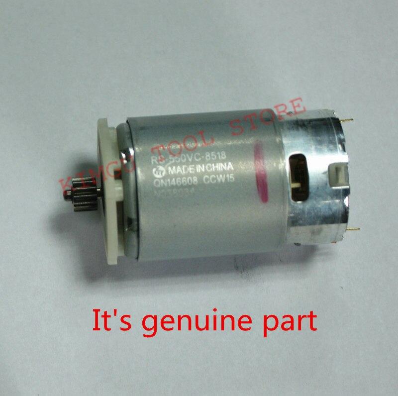 цена на 14 Teeth Motor for DeWALT 10.8V 12V DCD700 DCD710 DCD710S2 DCD701 N075847 N446251 N432948 N038034 DCD710C2 DCD710DV DCD710D2