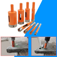 цена на 1Pcs 6-38mm Diamond Drill Bit Coated Drilling Hole Cutter For Stone Ceramic Marble Tile Glass Power Tools Hole Saw Set