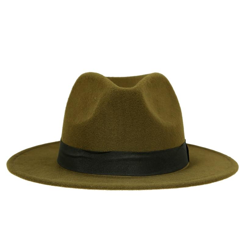 Compra las mujeres sombrero de fieltro online al por mayor
