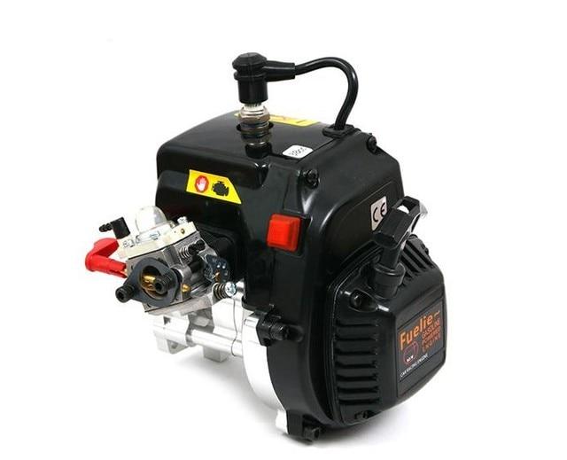 Fuelie High Powerful 38cc Engine 9HP for 1/5 Scale Car Baja HPI BAJA ...