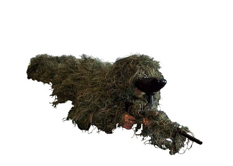 2017New Forest Design jungle camouflage Ghillie costume type d'herbe - Sportswear et accessoires - Photo 4