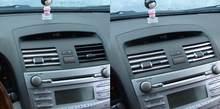 4m tomada de carro linha decorativa adesivo para tata aria parafuso indica sedan indigo hortelã nano nexon tiago tigor hexa safari 2 sumo zest
