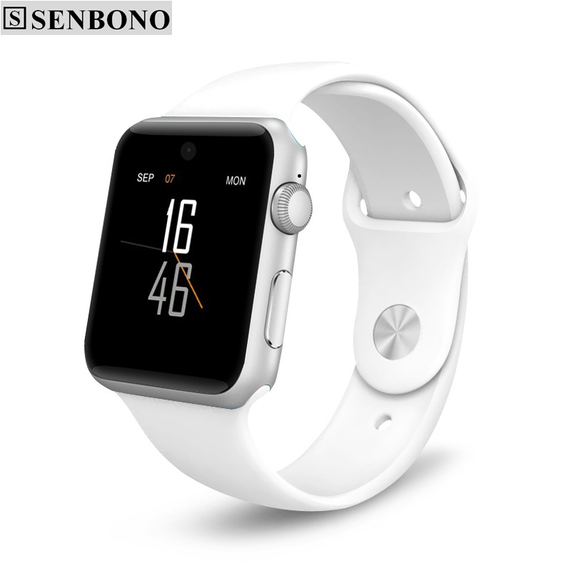 DM09 Bluetooth Smart Watch Pedometer Anti lost Fitness Tracker 2 5D ARC HD Screen Support SIM