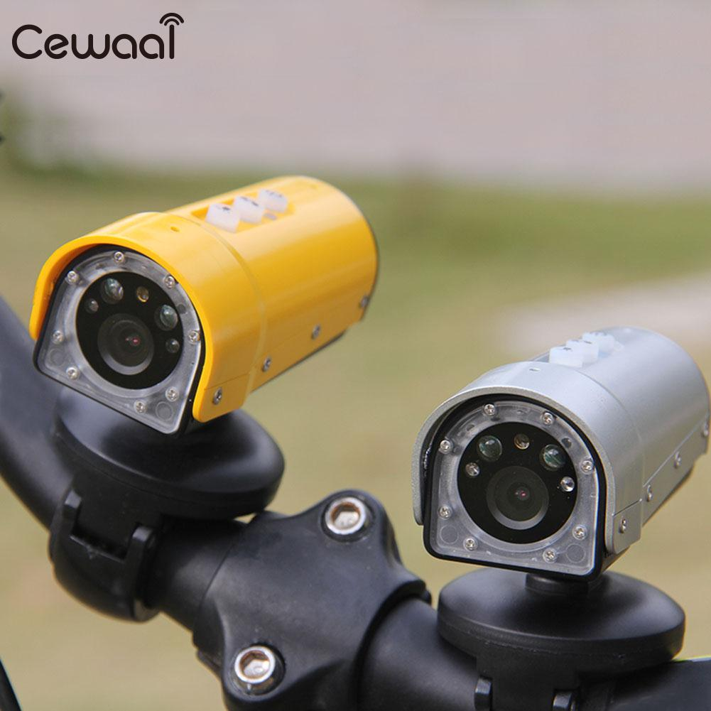 Portable Sports DV Gifts Action Camera Video Sport Camera 1080P Precise
