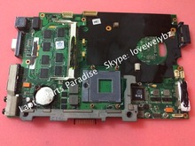 Free Shipping New Notebook Motherboard For Asus K50IJ Mainboard Rev 2.1 Rev 2.3