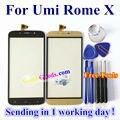 Umi Рим X Сенсорный Экран Замены Панели Дигитайзер Сенсорный Экран Рим Diaplsy для Umi X 5.5 дюйма Смартфон Черный/Золото цвет