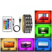 USB LED Light TV Background Lighting Home Decoration Lamp RG