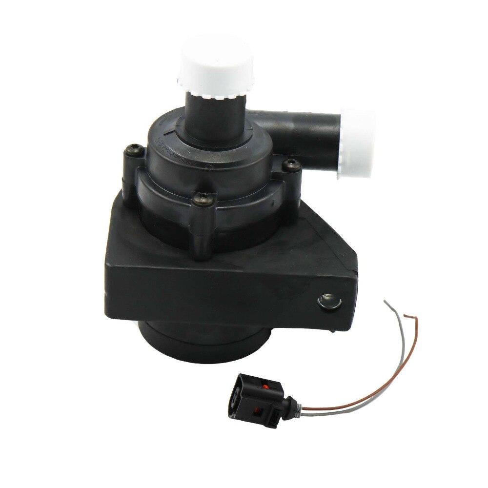 Pompe à eau de refroidissement auxiliaire moteur pour VW Golf Passat Tiguan Beetle CC EOS Jetta Audi A3 Octavia Superb 1K0965561J
