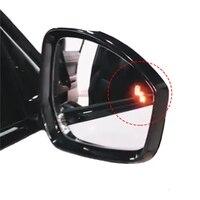 Radar Microwave Sensor Blind Spot Detection Monitor Blue side rear view mirror BSD BSM Security System for range rover evoque