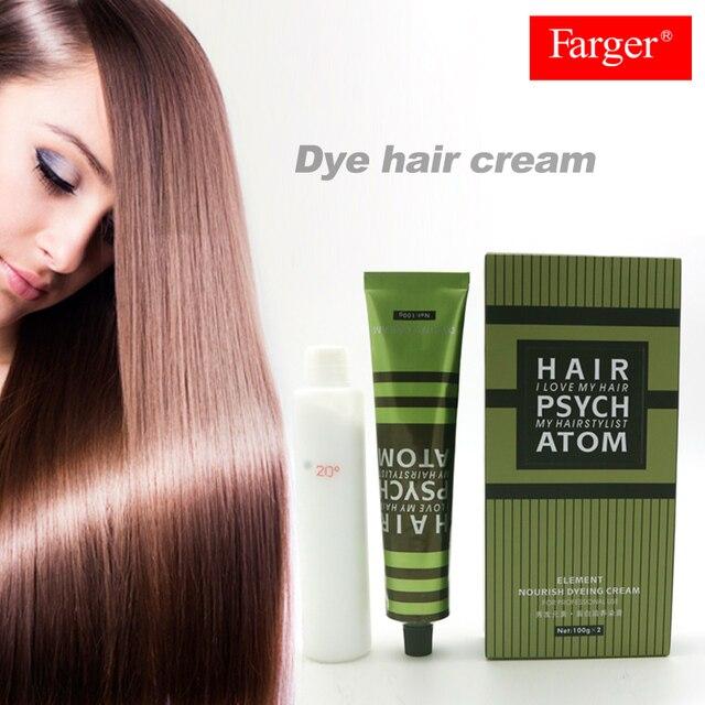 Non toxic facial hair color