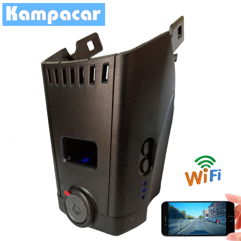 Kampacar Car Wifi DVRs Video Registrator Dash Cam For BMW