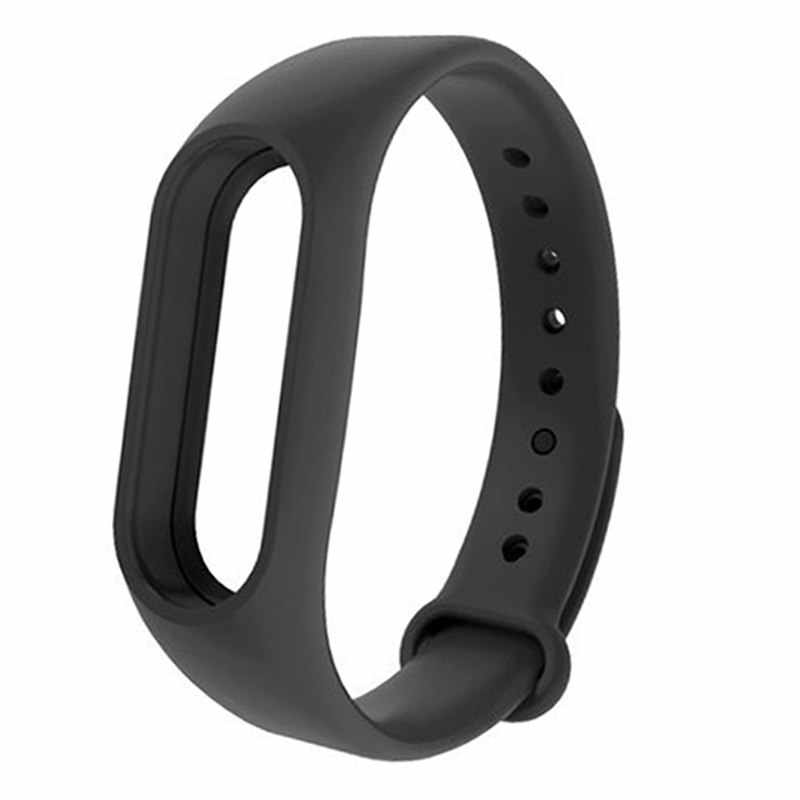 6 Colors Strap for Mi Band 2 Accessories Pulseira Strap for M2 Replacement Silicone Wriststrap for Xiaomi Mi2 Smart Bracelet