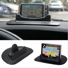 Newest Stylish Car Universal Dashboard Anti Slip Sticky Pad Holder Stand for GPS Mobile Tablet For Iphone 6 Plus For Sumsang