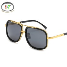 c0cc79828e F.J4Z Hot Vintage Brand Design Youth Unisex Sunglasses For Outdoor Travel  Protection Simple Classic Casual Shades Glasses