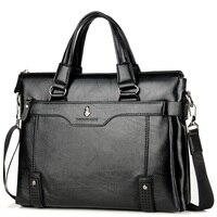 High Quality Best Selling Men's Handbags, Single Shoulder Slant Bags, Business Briefcase, Computer Bags, Men's Bags