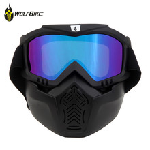 WOSAWE Winter Men Women Ski Snowboard Eyewear Motorcycle Motocross Racing Goggles Outdoor Sports Glasses Mask Sunglasses