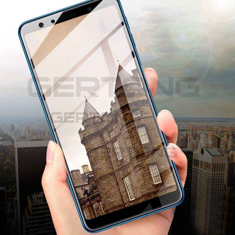 Full Cover Tempered Glass For Samsung Galaxy J4 J6 A8 A6 Plus A7 2018 J7 J3 J5 2017 A3 A5 2016 Screen Protector Protective Film