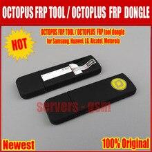 2020 mais novo original polvo frp ferramenta/octoplus frp ferramenta dongle para samsung, huawei, lg, alcatel, mot